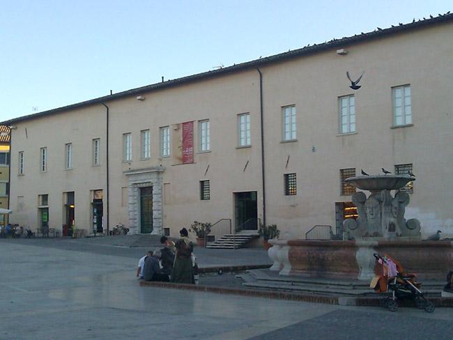 Palazzo del Duca a Senigallia