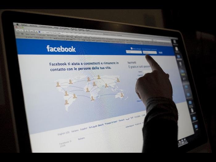 Il social network Facebook