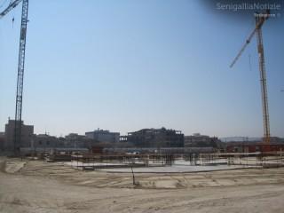 Lavori fermi al quartiere ex Sacelit di Senigallia