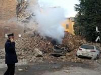 Terremoto del 20 maggio 2012 in Emilia Romagna: la torre di Finale Emilia