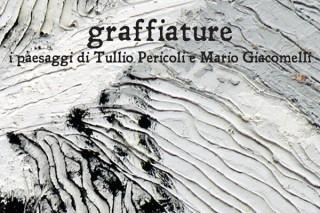 La mostra 'Graffiature'