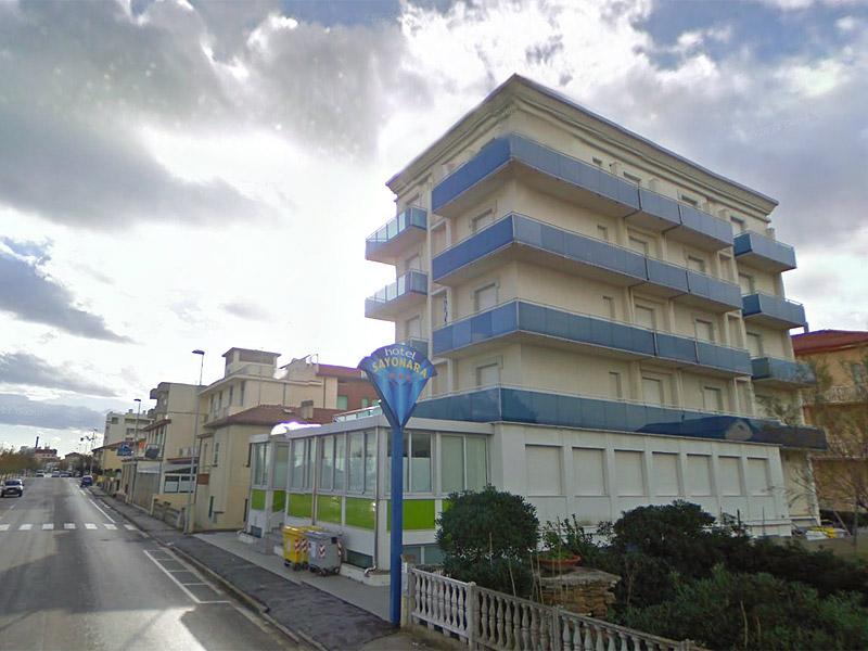 Hotel Sayonara a Senigallia, l'hotel della legalità
