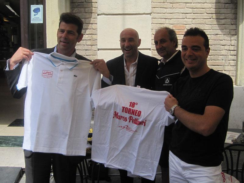 Presentazione Torneo Pettinari 2012
