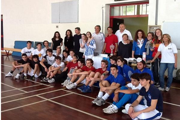 Gli atleti che hanno partecipato ai Campionati di badminton