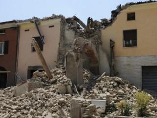 Nuova scossa di terremoto in Emilia romagna il 29 maggio 2012