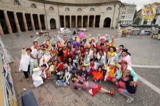 Giornata del Naso Rosso a Senigallia (foto di Libero Api)