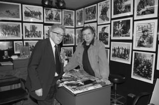 Charles Henri Favrod e Giorgio Pegoli