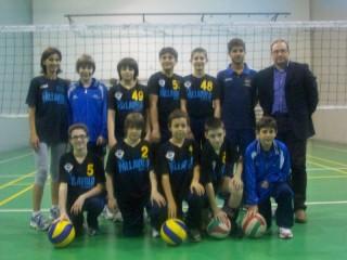 US Pallavolo Senigallia, squadra Under 13 maschile