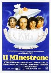 """Locandina de """"Il Minestrone"""" (1981)"""