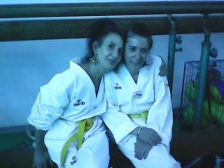 Anna Paola Pallotta e Oriana Scarponi