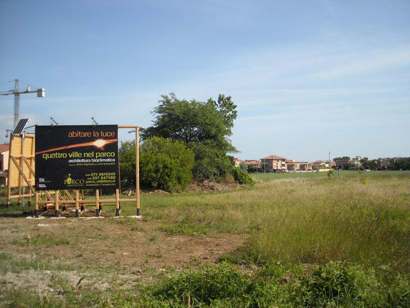 Senigallia, il parco della Cesanella