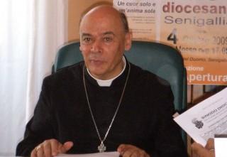 Il Vescovo Giuseppe Orlandoni