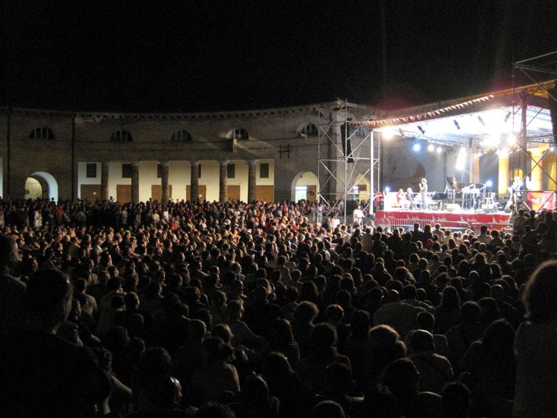 Il CaterRaduno 2010 al Foro Annonario di Senigallia