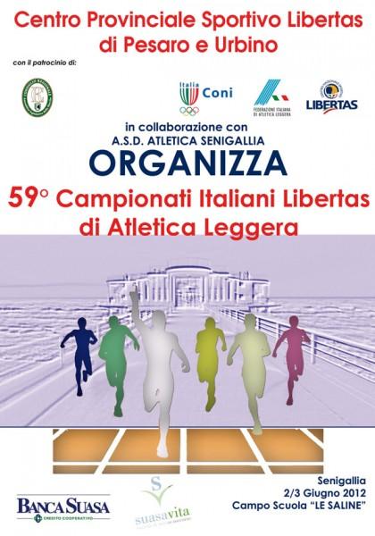 La 59^ edizione dei Campionati Nazionali Libertas