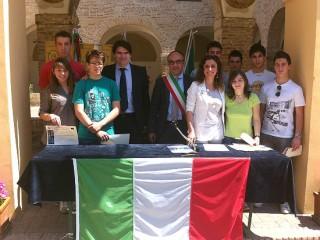 Celebrazioni ad Ostra Vetere per la Festa della Repubblica