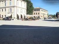 Piazza Saffi a Senigallia. Foto di Francesca Morici per SenigalliaNotizie.it