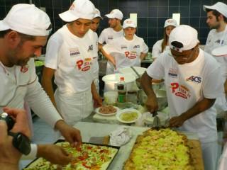 Corso sulla pizza al Panzini di Sengallia
