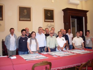 Gli organizzatori di Senigallia in Vela 2012