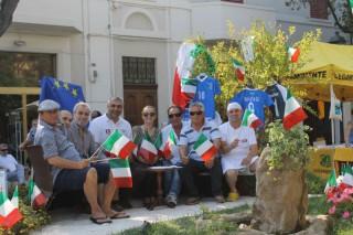 "Gli organizzatori di ""Europei insieme"""