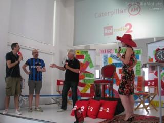 Caterpillar AM al CaterRaduno 2012 dalla Rotonda di Senigallia