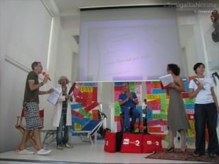 L'appuntamento con Caterpillar AM al CaterRaduno 2012 in corso a Senigallia. Foto di Veronica Crognaletti