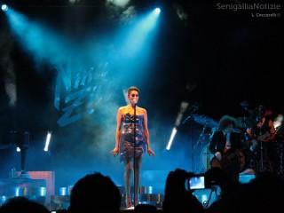 Il concerto di Nina Zilli a Senigallia per il CaterRaduno 2012