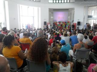CaterAM del 29 giugno 2012 alla Rotonda di Senigallia