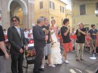 CaterRaduno: sposi all'asta della legalità per Libera