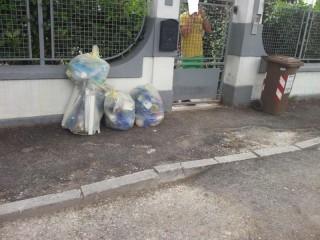 Mancata raccolta dei rifiuti a Senigallia
