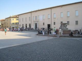 I luoghi del Caterraduno 2012 - Piazza del Duca