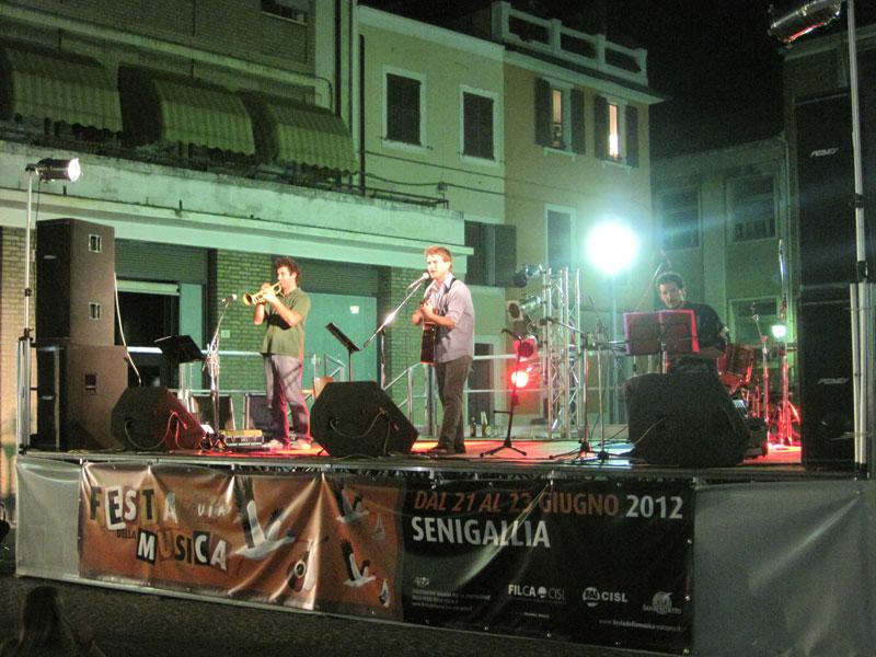 Festa della Musica 2012 - Piazza Saffi