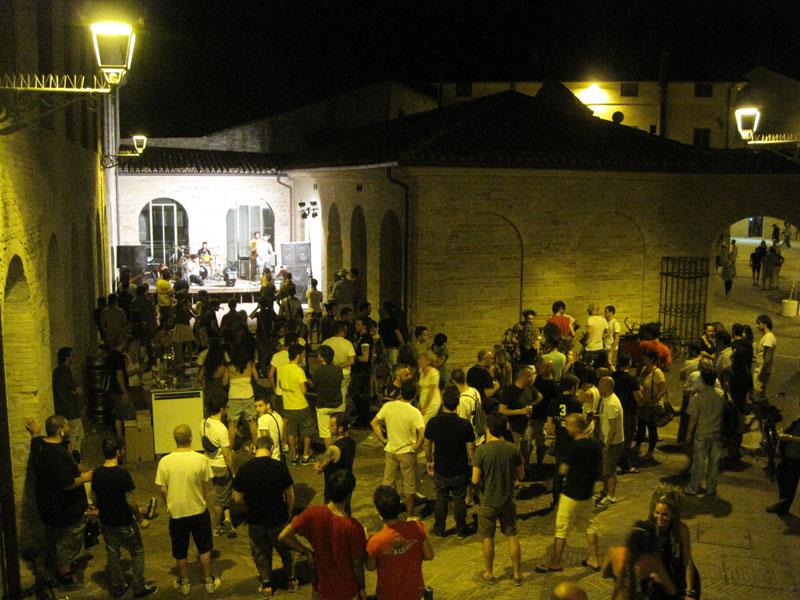 Festa della Musica 2012 - Cortile Biblioteca Antonelliana