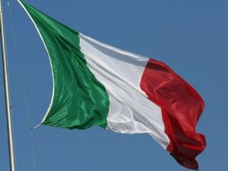 La bandiera italiana, il Tricolore