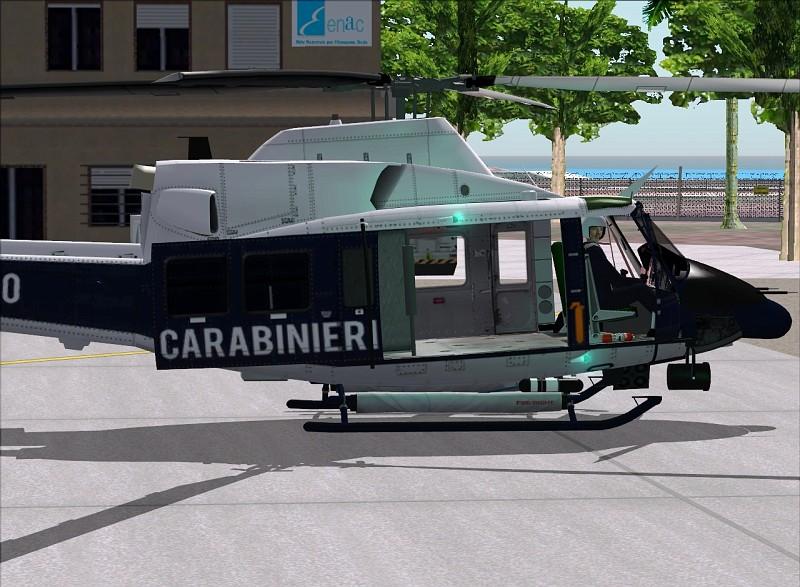 Nucleo Elicotteri Carabinieri