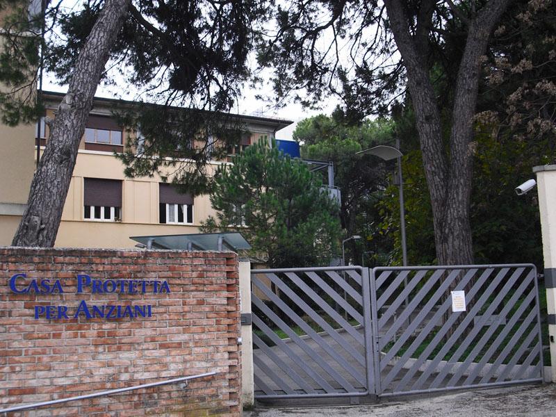 """Casa Protetta per Anziani """"Fondazione Città di Senigallia"""" (ex IRAB)"""