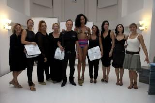Acconciatori ed estetiste di Marche in Moda 2012