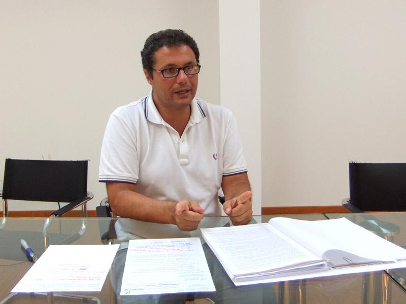 L'avv. Corrado Canafoglia