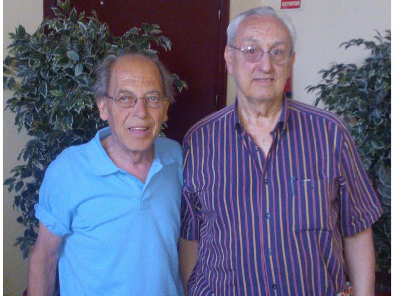 Pettinelli e Falappa a Madrid