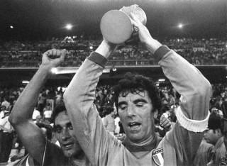 11 luglio 1982: Zoff alza la coppa