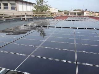 Il nuovo impianto fotovoltaico della Marchetti