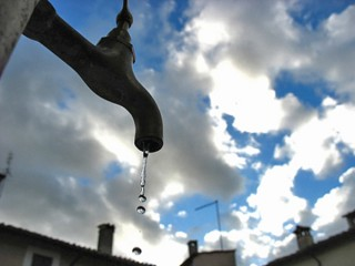 Acqua: emergenza siccità