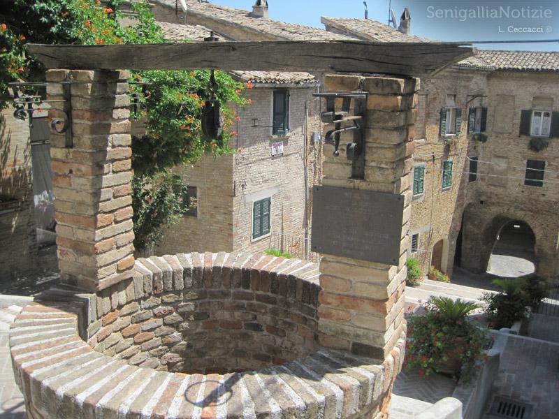 Veduta di Corinaldo, uno dei Borghi più Belli d'Italia