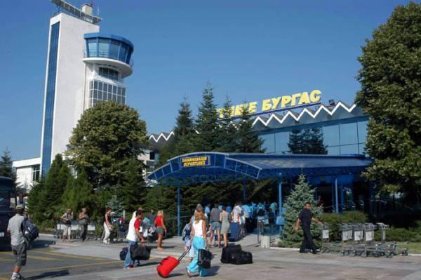 Aeroporto di Burgas