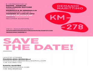 Demanio Marittimo - Km 278, edizione 2012