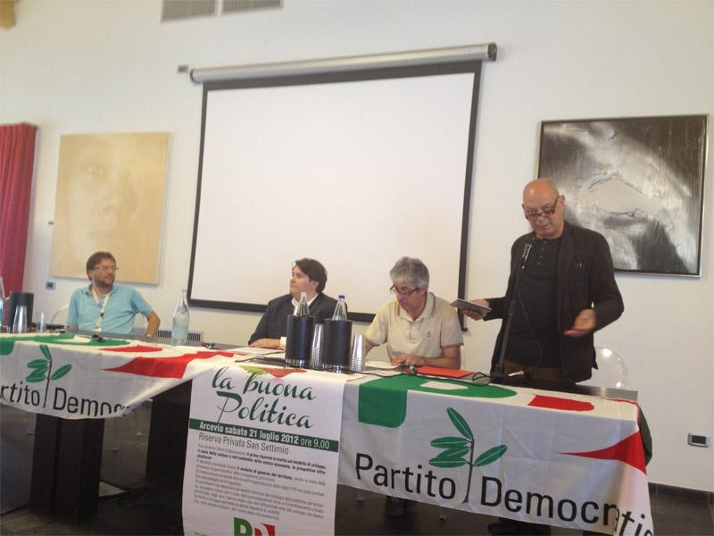 Conferenza programmatica PD - La Buona Politica