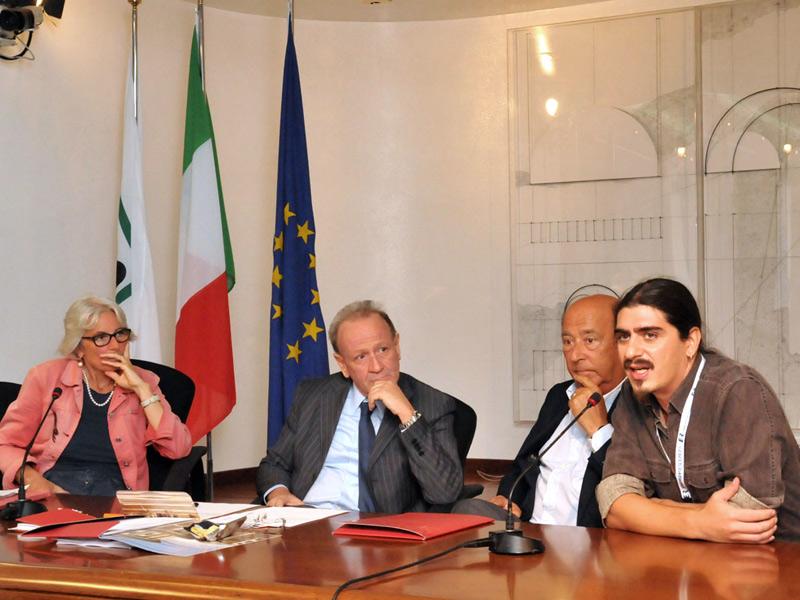 Presentazione della seconda edizione di DEMANIO MARITTIMO.KM-278