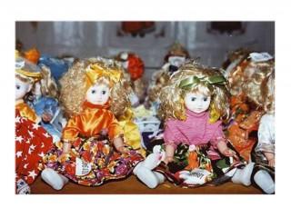 Fiera delle Bambole a Senigallia
