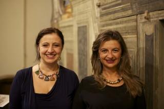 Chiara Cassin e Federica Iannella