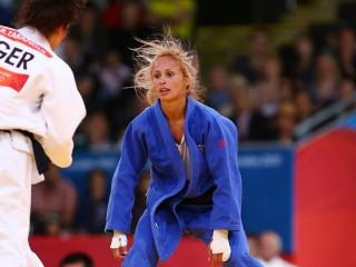 Rosalba Forciniti, bronzo nel Judo a Londra 2012