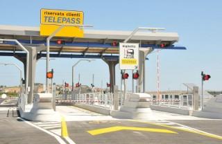 Il nuovo casello autostradale di Montemarciano